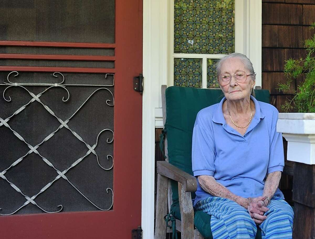 97-year-old Marie Hatch, who has cancer, was served with a 60-day notice this month to vacate the Craftsman cottage she has lived in for 66 years. In 1950, Hatch was given a verbal agreement, which was passed down through generations of ownership, that she could live in the cottage for the rest of her life.