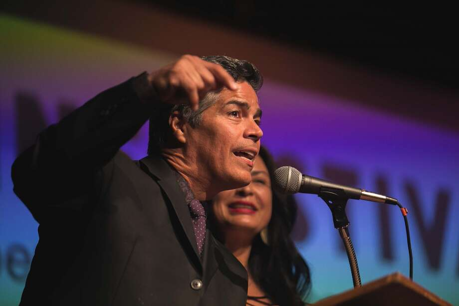 A reunion for the 1995 breakout film 'Mi Familia' featuring Esai Morales and Elpidia Carillo drew a packed house to the Guadalupe Cultural Arts Center on the opening night of CineFestival, Friday, February 19, 2016.