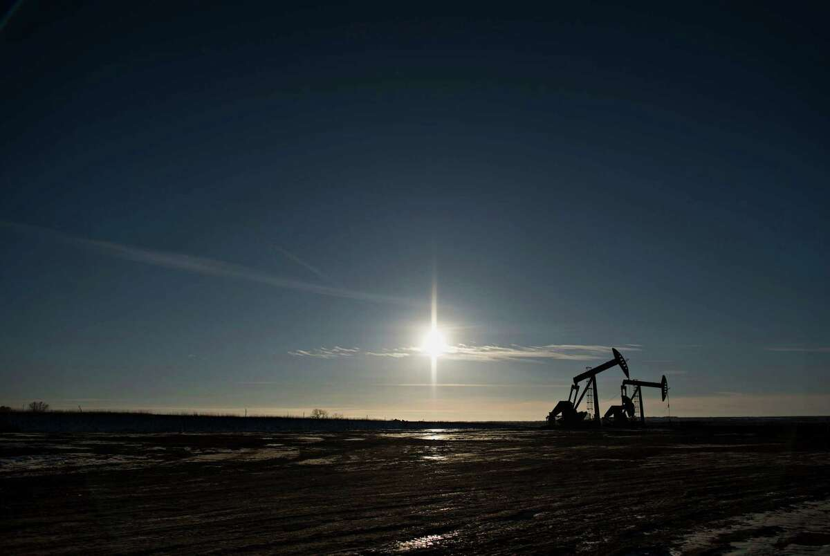 It's unclear how many of the 1 million active oil and gas wells in the U.S., such as this site outside Williston, N.D., would be affected by the proposed policy change.