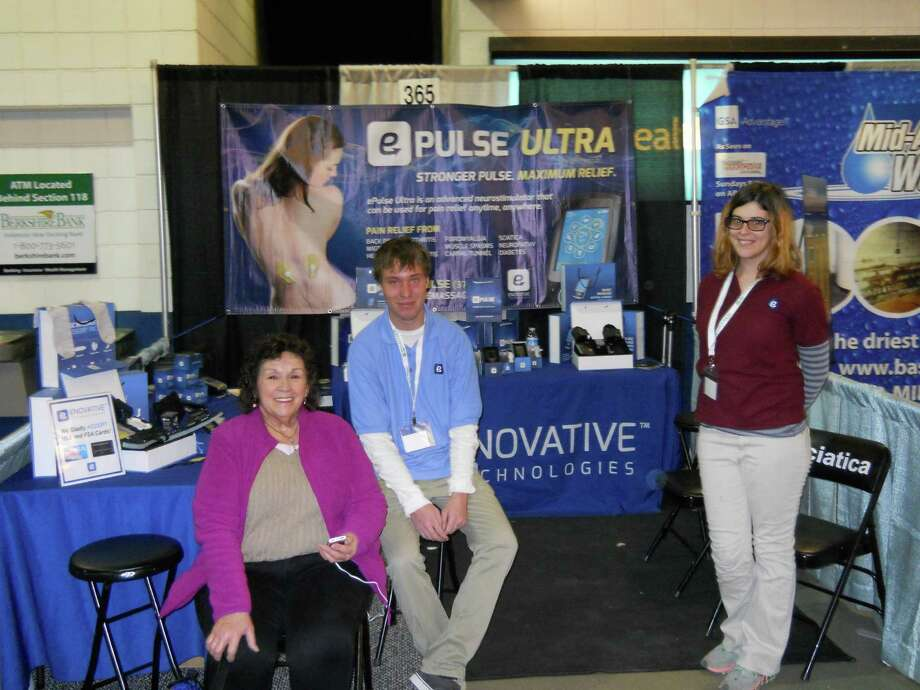 Were you Seen at the Times Union Home Expo at the Times Union Center in Albany on Friday, Feb. 19, 2016? The event continues through Sunday, Feb. 21. Photo: Mike Craven