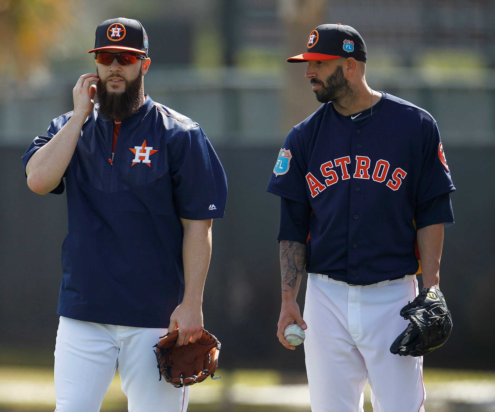 In Astros Rotation, Hinch Commits Only To Keuchel On