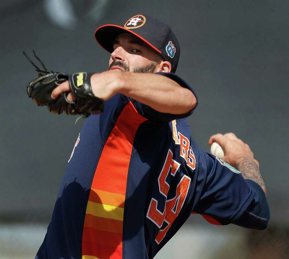 Mike Fiers Astros Trade: Astros Drop Spring Game To Cardinals, 4-3