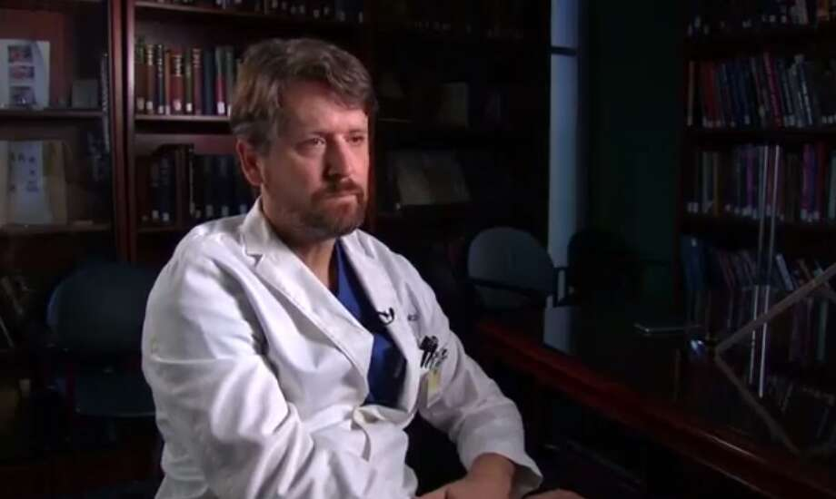 Dr. Richard Redett, a plastic surgeon at Johns Hopkins Hospital, will perform the first U.S. penis transplant. Photo: Video Screenshot