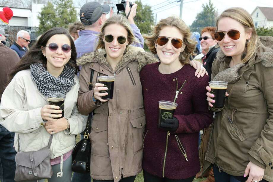 The Two Roads Winter Classic took place on February 20, 2016. Guests enjoyed an outdoor ice bar, live music, ice sculpture demonstrations, fire pits, food trucks and more. Were you SEEN? Photo: Derek T. Sterling, Hearst Connecticut Media / Derek T. Sterling