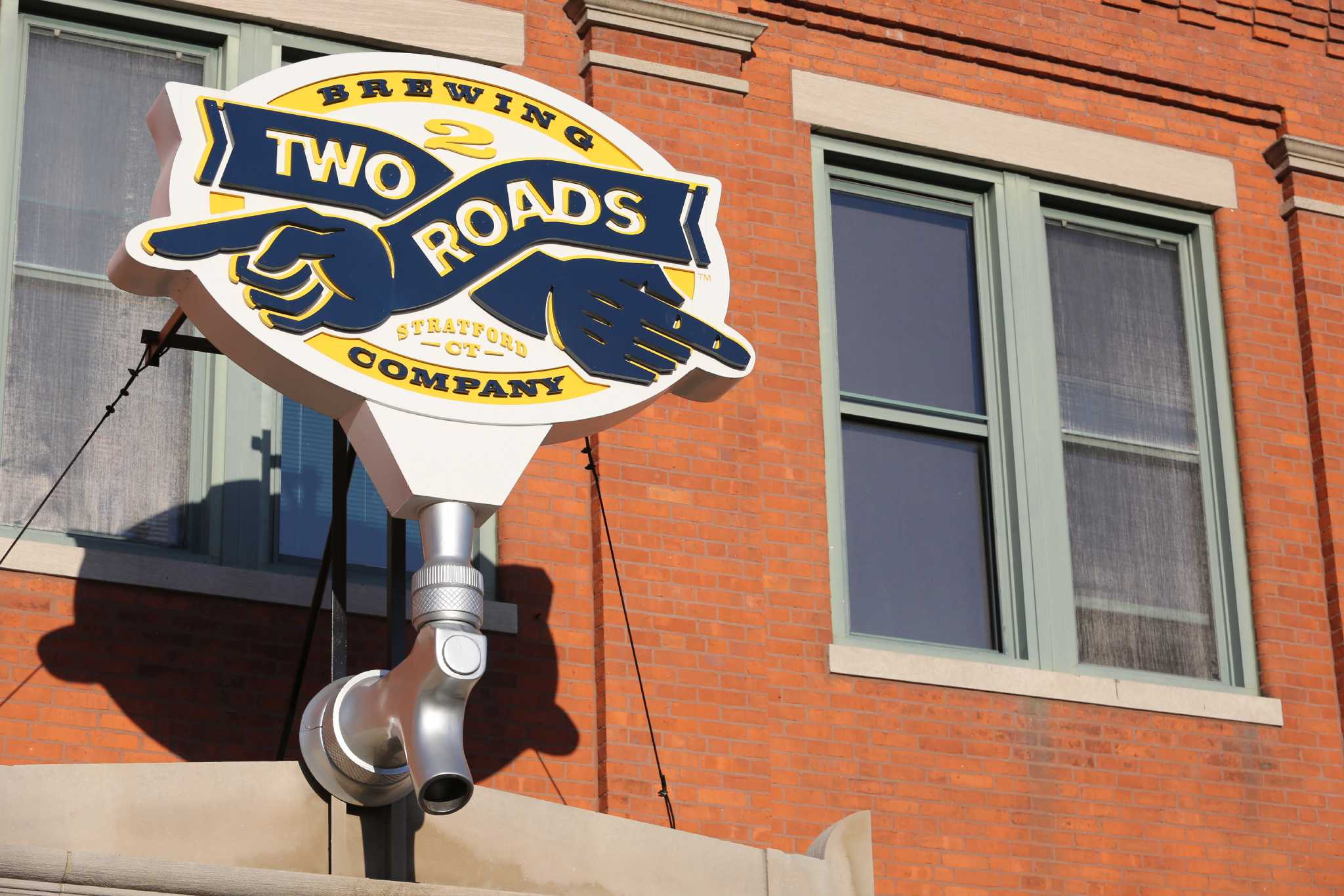 Thrillist two roads 39 no limits 39 a cooler worthy craft for Craft store norwalk ct