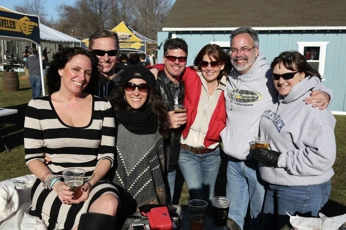 The Two Roads Winter Classic took place on February 20, 2016. Guests enjoyed an outdoor ice bar, live music, ice sculpture demonstrations, fire pits, food trucks and more. Were you SEEN?