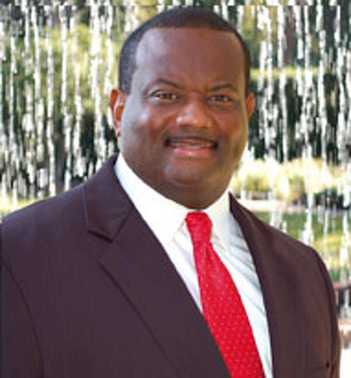 Carl Pittman, Republican candidate for Harris County Sheriff.