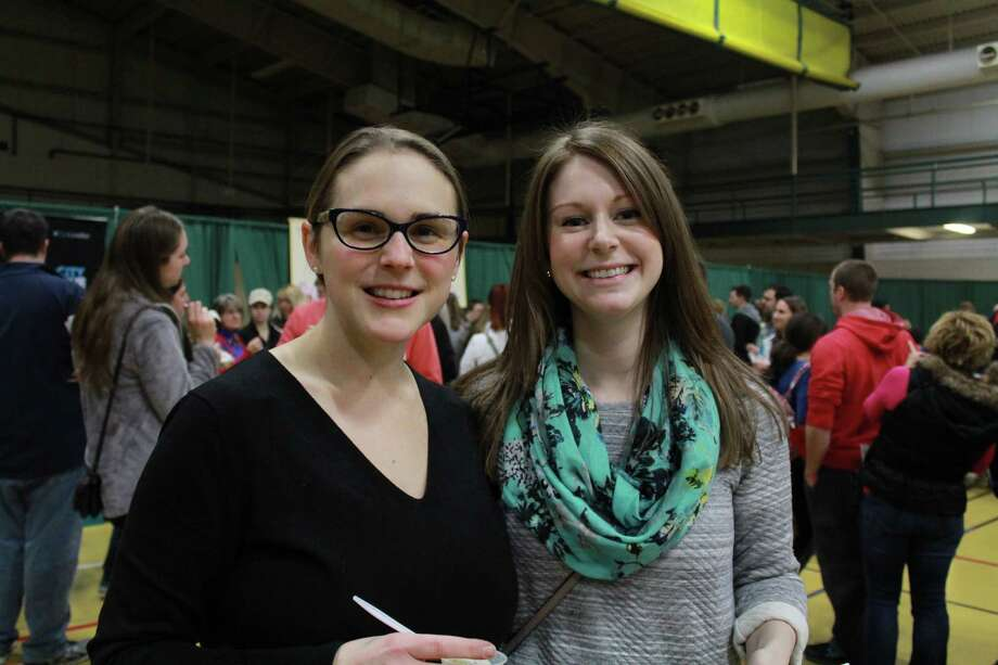 Were you Seen at the annual timesunion.com/Table Hopping Mac-n-Cheese Bowl at Siena College's Marcelle Athletic Complex in Loudonville on Saturday, Feb. 20, 2016? The event raises money for the Regional Food Bank of Northeastern New York. Photo: Jasmine Robinson