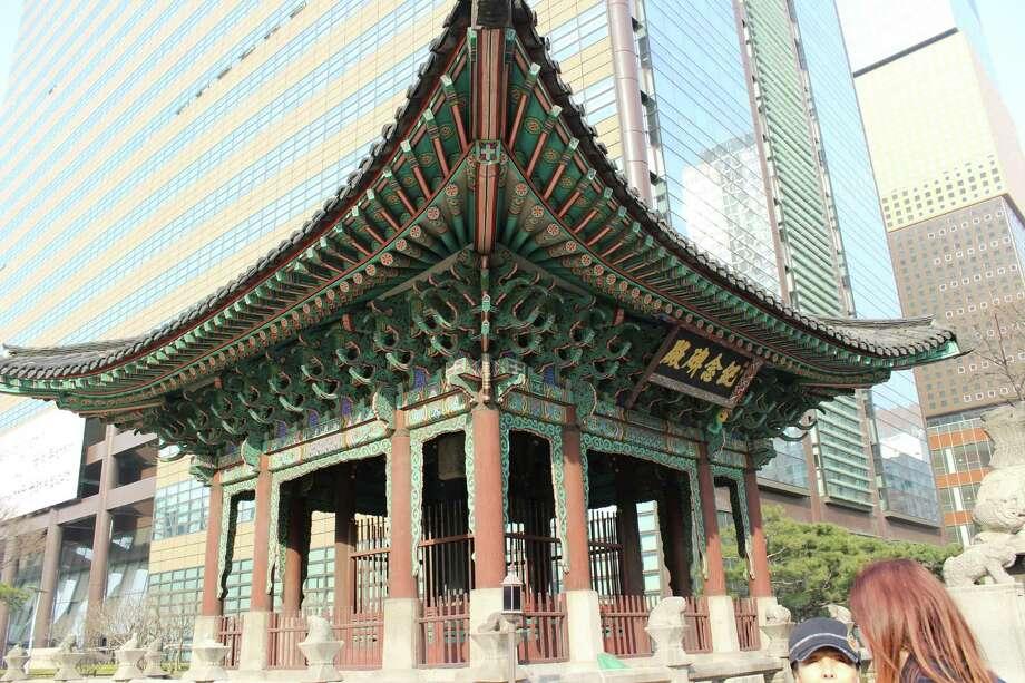 Deoksugung Palace in Seoul, Korea. Photo: Kolten Parker /San Antonio Express-News