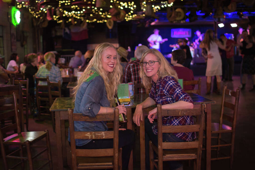 John T. Floore Country Store Hosted A Free Dance Night Saturday, Feb. 20