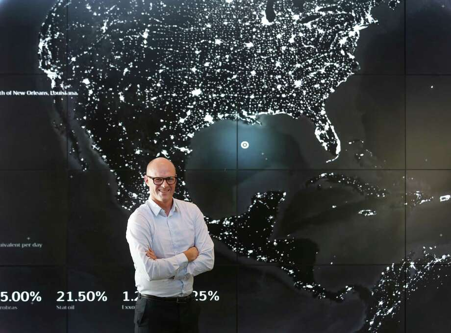 """""""When this turns back, we need to be disciplined,"""" says Torgrim Reitan, Statoil's executive vice president of development and production in the United States. """"We are not going back to 'production growth no matter what.' """" Photo: Jon Shapley /Houston Chronicle / © 2015  Houston Chronicle"""