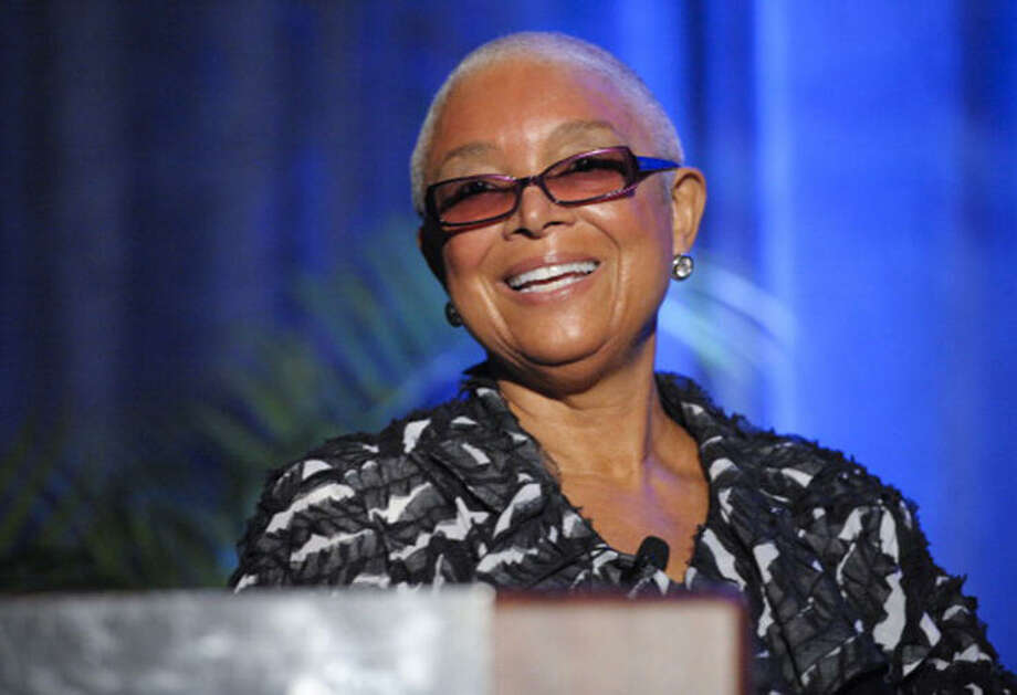 Camille Cosby is giving deposition in defamation case against husband