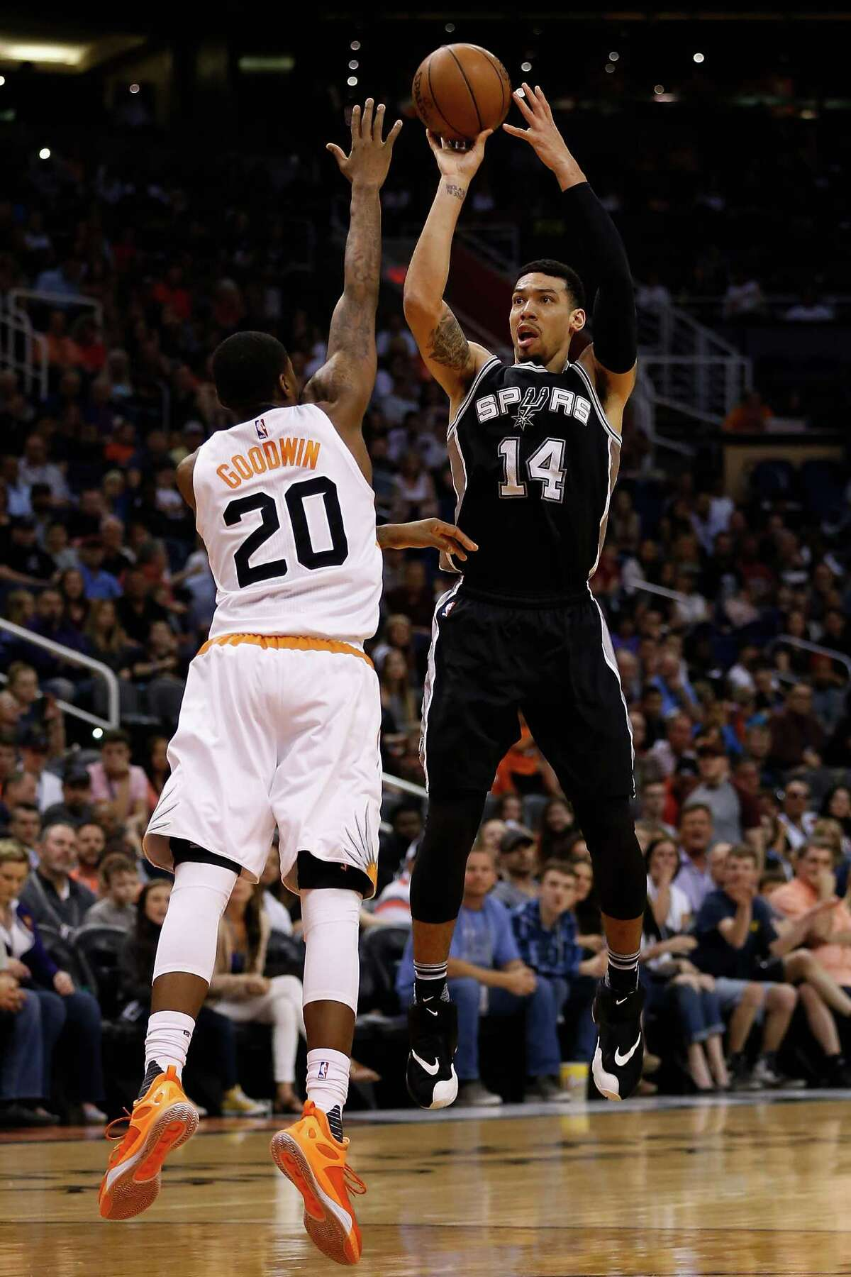 Oct. 3 at Phoenix, 9 p.m. The Spurs officially begin life without Tim Duncan on Oct. 3, when they travel to Phoenix for their preseason opener against the Suns.