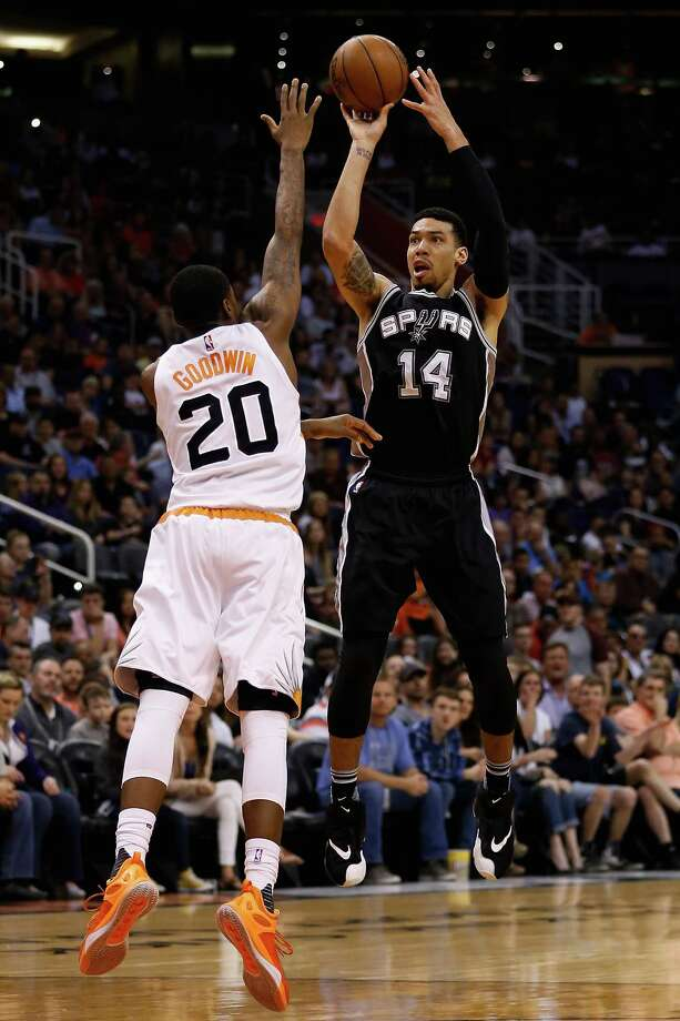 Oct. 3 at Phoenix, 9 p.m.The Spurs officially begin life without Tim Duncan on Oct. 3, when they travel to Phoenix for their preseason opener against the Suns.  Photo: Christian Petersen, Staff / Getty Images / 2016 Getty Images