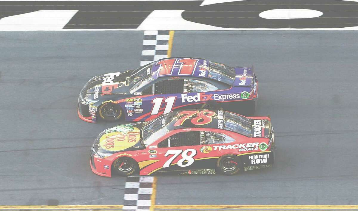 10. Daytona 500 Very rarely does a sport start its season with its marquee event, but NASCAR pulls it off every year. And Denny Hamlin's razor-thin victory overMartin Truex Jr. in Daytona's closest finish was a nice way to start the NASCAR campaign.