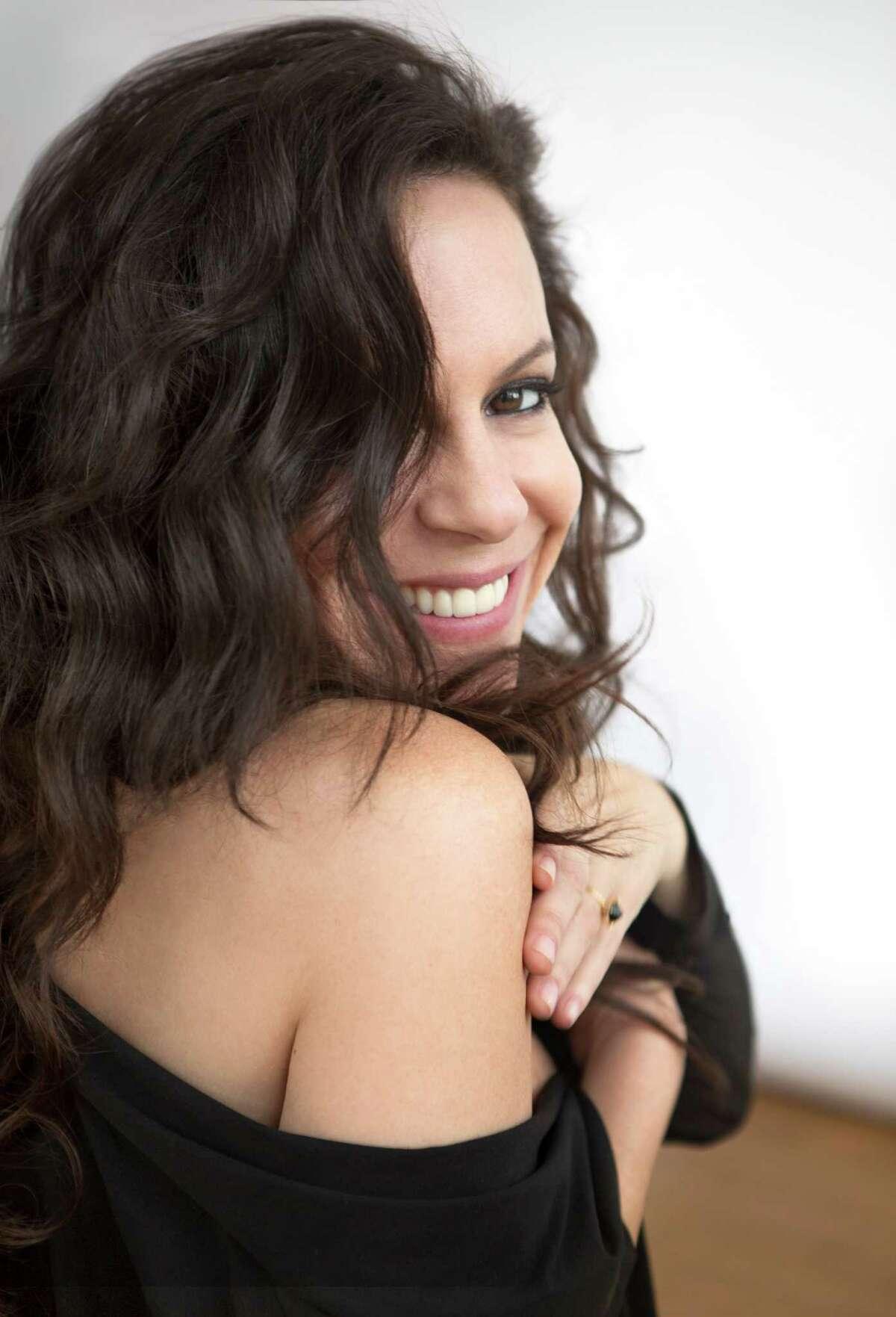 Grammy-nominated singer Bebel Gilberto will be in San Antonio on May 17.