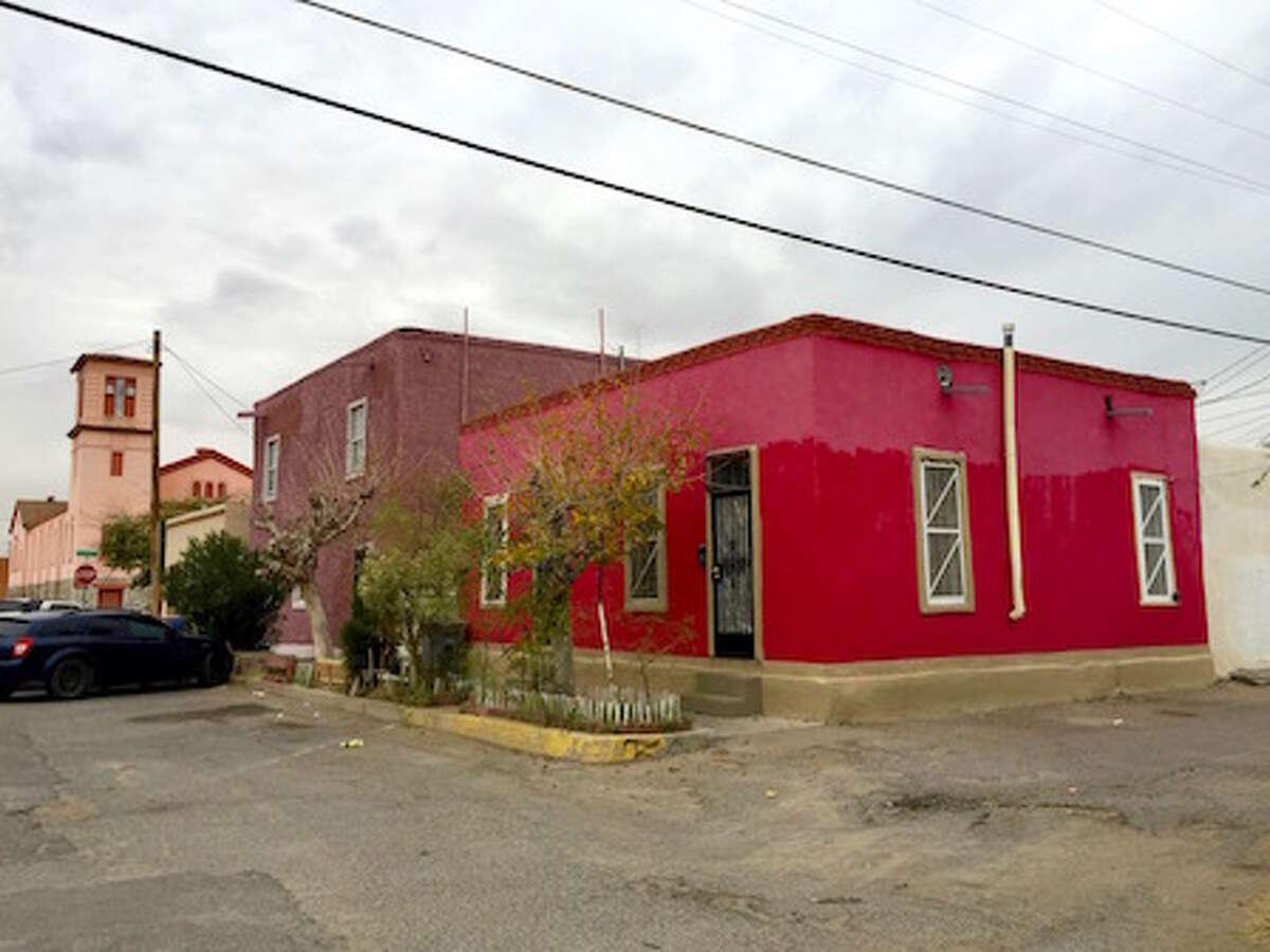 El Segundo Barrio El Paso, El Paso County
