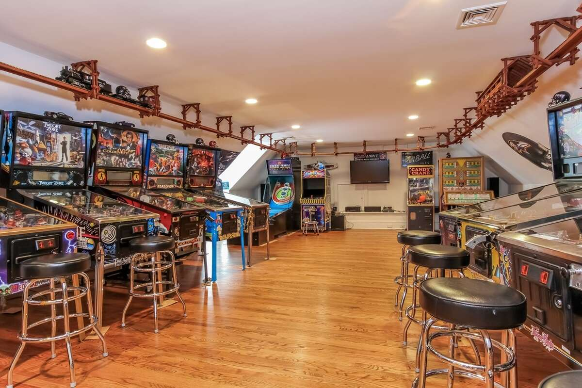 On The Market Man Caves And Game Rooms In Southwestern Connecticut
