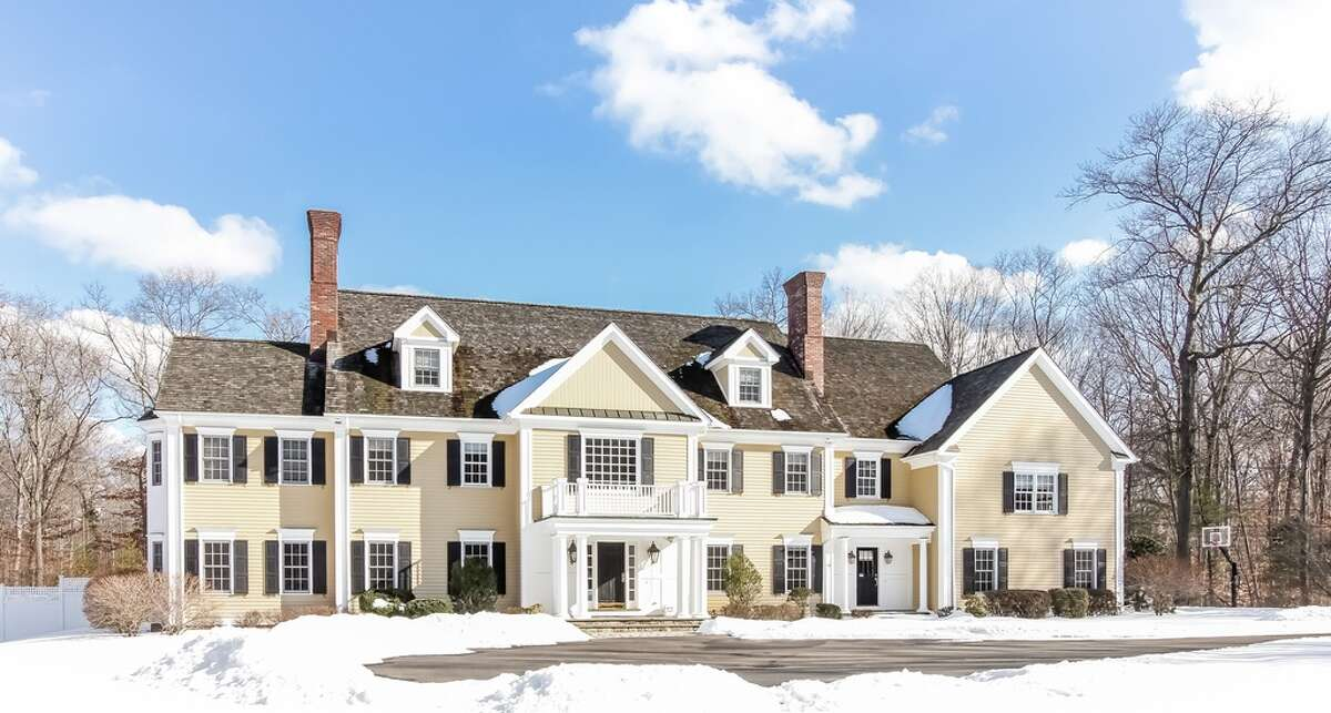 679 Cheese Spring Rd, New Canaan Features: Game room, finished basement, fenced backyard and terraceView full listing on Zillow
