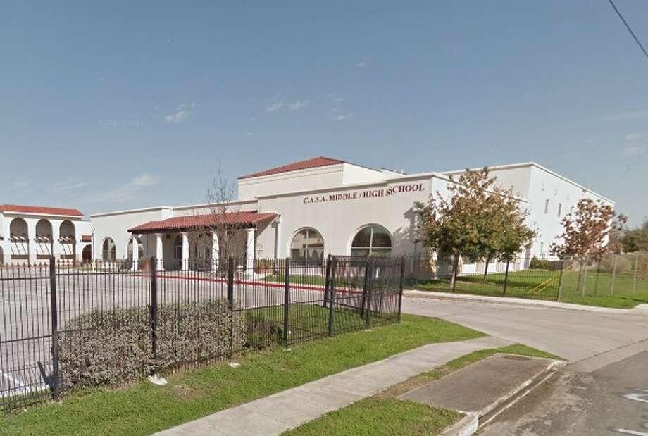 11. Christian Academy of San AntonioOverall experience: 4 of 5Student-teacher ratio: 11:1Diversity: C+ Photo: Google Street View/Maps
