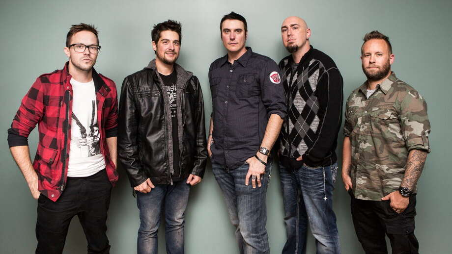 Alt-metal rockers Breaking Benjamin, who performed at the Times Union Center in December, will return to the region with a 5:30 p.m. Tuesday, July 30, performance at the Saratoga Performing Arts Center. Photo: Trudi Shaffer Hargis / Times Union