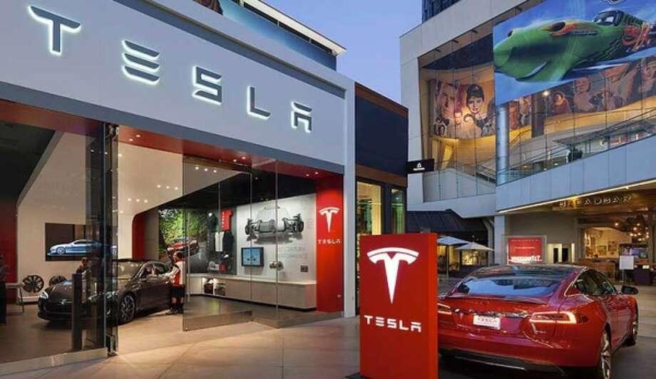 1. Tesla Photo: Teslamotors.com