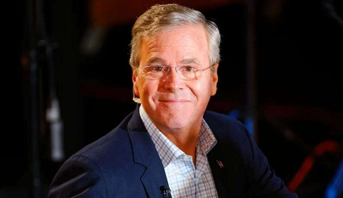 Jeb Bush made an appearance at the 68th Emmy Awards as a limo driver making $12 an hour.