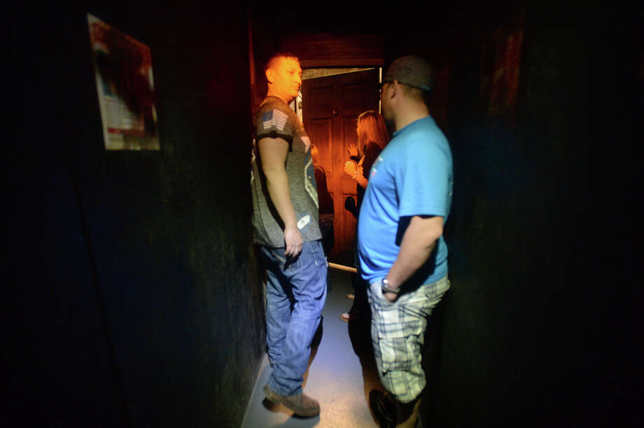 Be ready to be scared? The Creeperum haunted house opens in Hamden of Friday and runs through Nov. 4. Find out more. Photo: Kim Brent / Beaumont Enterprise