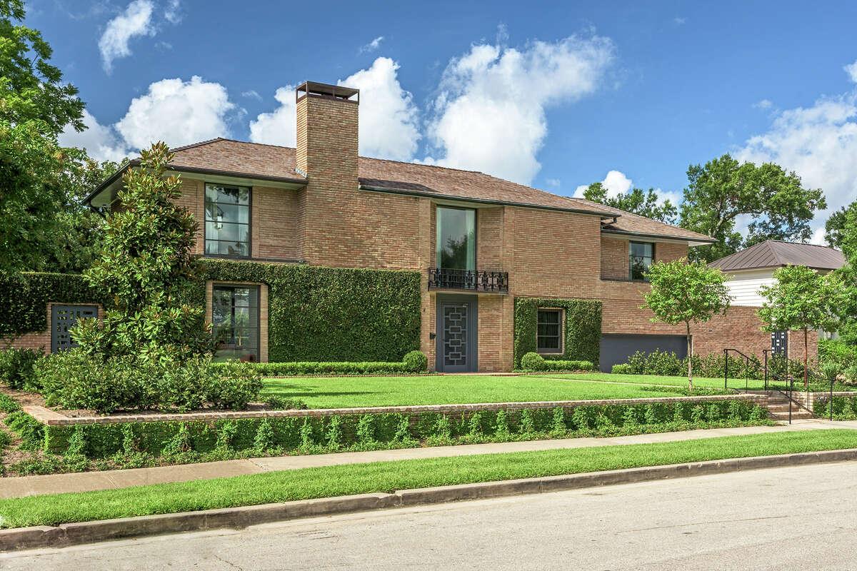 Winners: Jim Reeder and Eric Nevil Restoration of a 1947 River Oaks home designed by John Staub