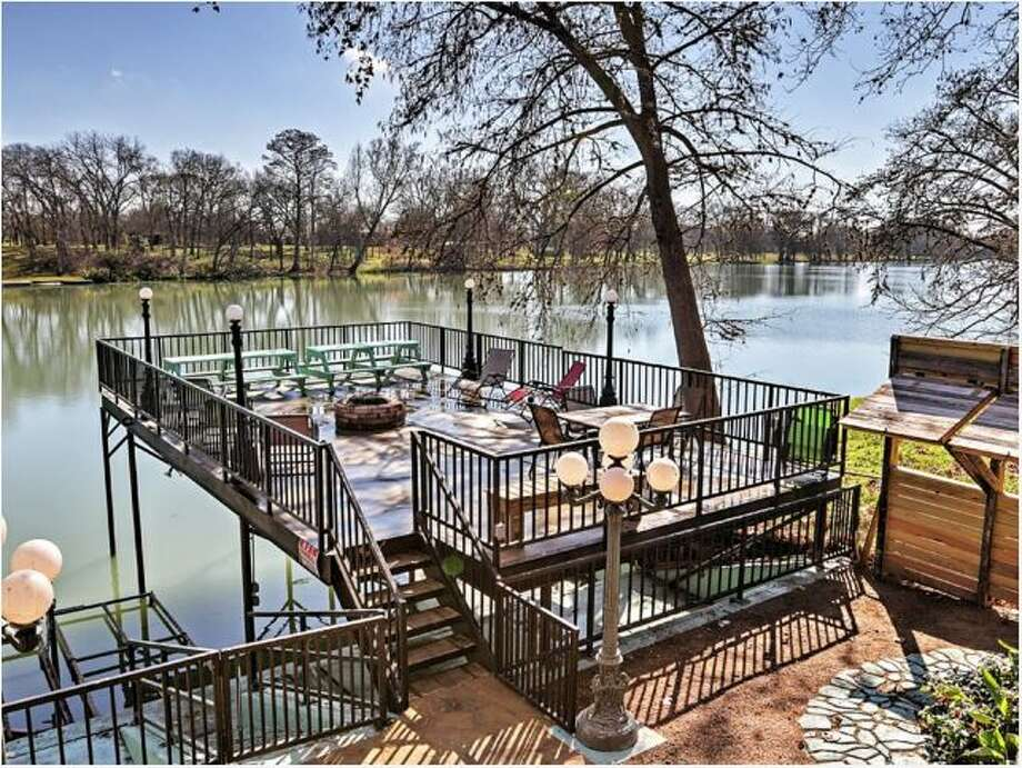 1.Guadalupe River LodgeAvg. nightly rate: $1213