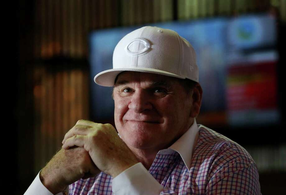 Banned MLB hit king Pete Rose has apparently thrown his support behind Donald Trump.Click through the gallery to see other current and former sports figures' presidential endorsements. Photo: Jon Shapley, Staff / © 2015  Houston Chronicle