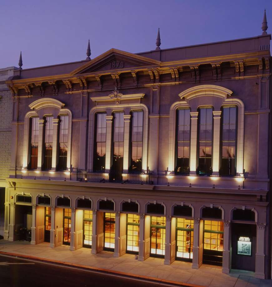 The Opera House site. Photo: Napa Valley Opera House