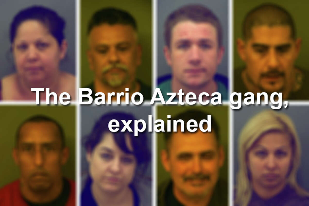Scroll through the slideshow for 10 things you need to know about the Barrio Azteca gang.