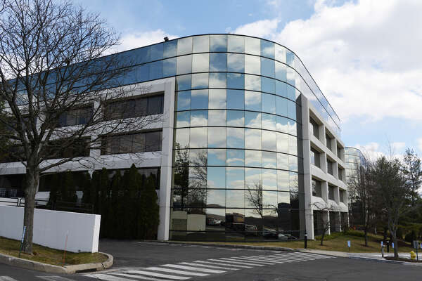The headquarters building of IMS Health at 83 Wooster Heights Road in Danbury, Conn. In February 2016, the drug sales analysis firm reported it added 4,800 employees in 2015 to give it more than 15,000 total.