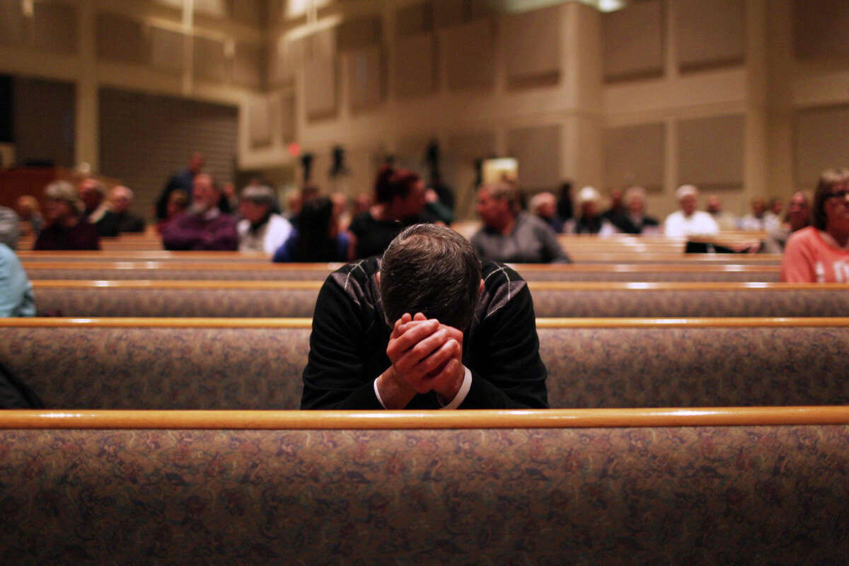 The percentage of Americans who say they never pray is five times what it was in the early 1980s, according to a study based on data from the General Social Survey. It reached an all-time high in 2014.