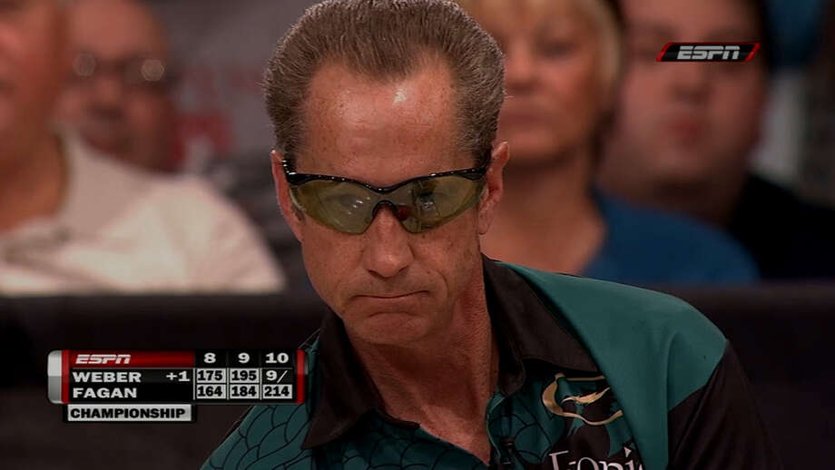 Pete Weber made bowling history in the 2012 U.S. Open at North Brunswick, N.J., by winning his fifth title. (ESPN Films)