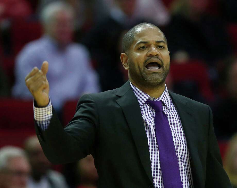 The Rockets interim head coach wants to use the tight schedule as a way for his squad to develop consistency. Photo: Mark Mulligan, Staff / © 2015 Houston Chronicle