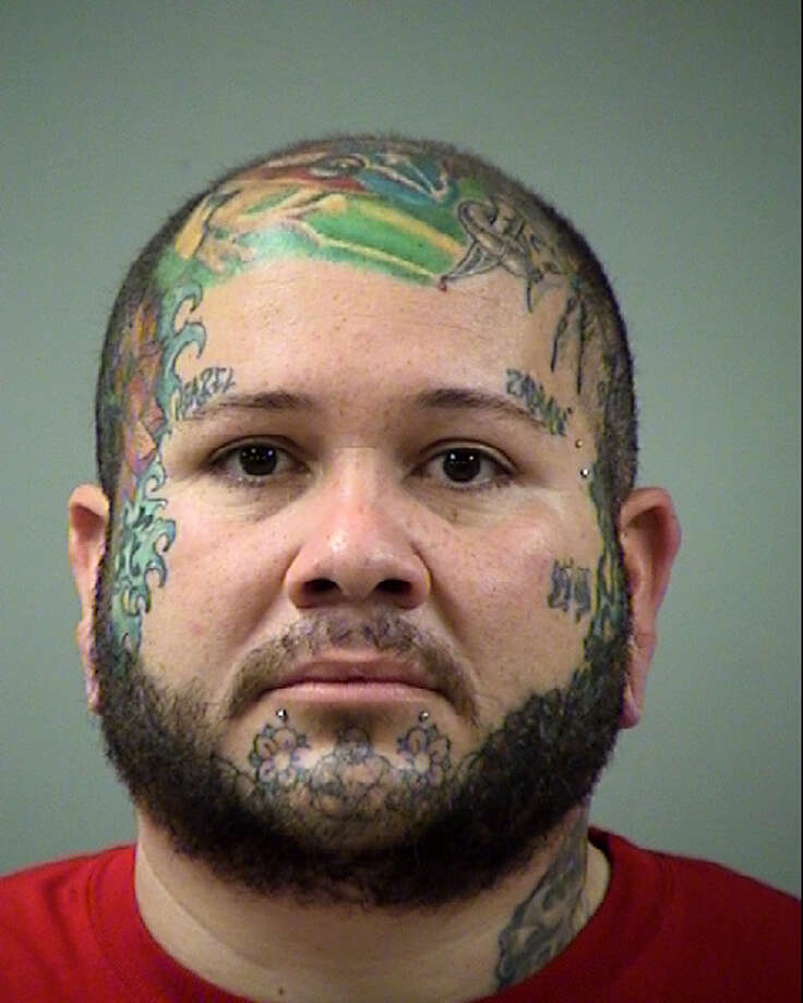 Juan Manuel Ortiz Flores booking mug, charged with theft from the elderly in February 2016. SID:1062758 Date of Birth:December 22, 1977 Photo: Courtesy / Bexar County Jail