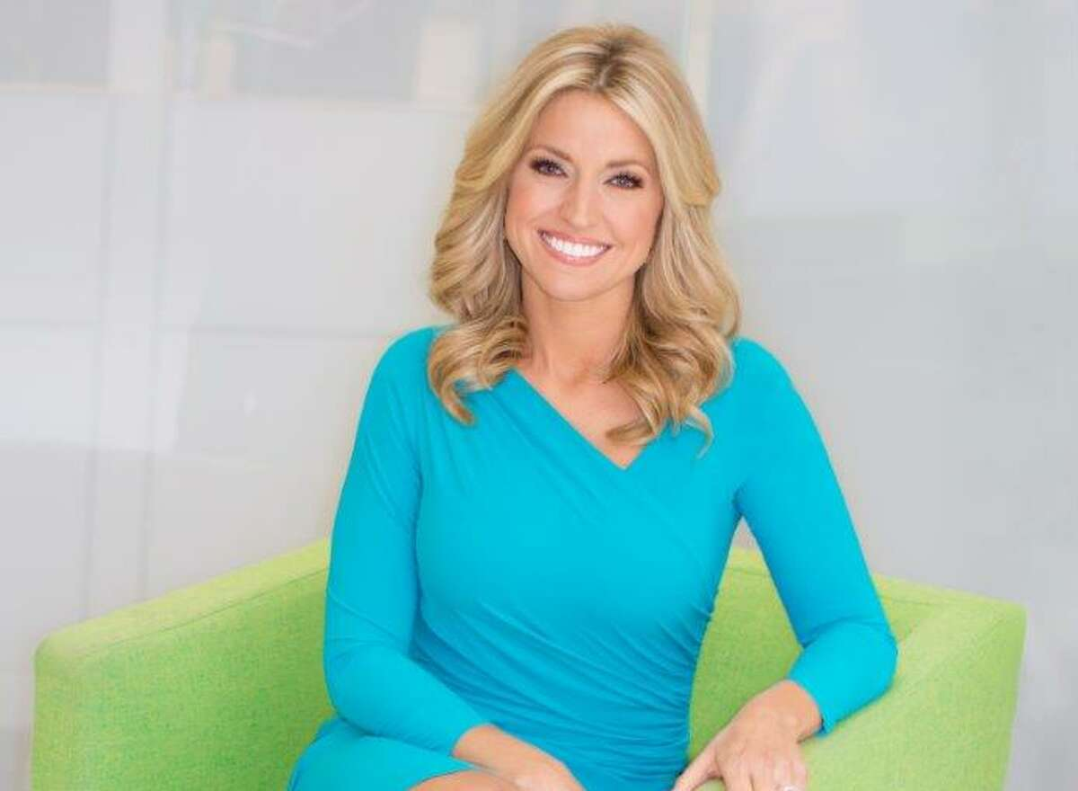 Ainsley Earhardt, who once anchored on KENS-TV in San Antonio, succeeds Elizabeth Hasselbeck as co-host of signature morning show 'Fox & Friends' on Fox News Channel.
