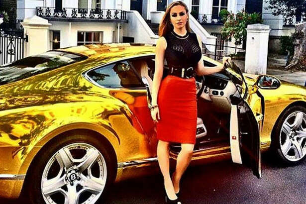 An anonymous Instagram account with the name RichRussianKids shows the children of wealthy Russian oligarchs showing off their luxurious lifestyle of clothes, cars and travel, as well as a touch of alienation..