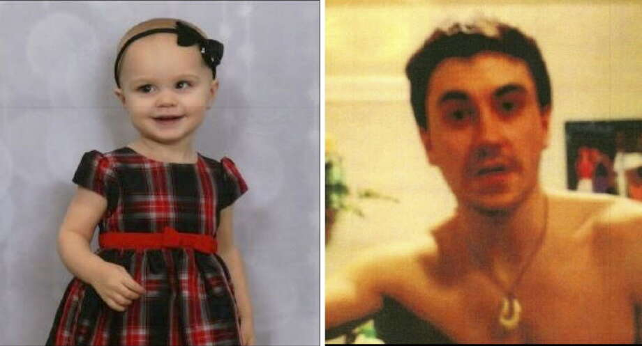 Syracuse police issued an Amber Alert for missing 1-year-old Maddox Lawrence, left, who is believed to have been taken by 24-year-old Ryan Lawrence, right. Alert was issued on Sunday morning Feb. 21, 2016.