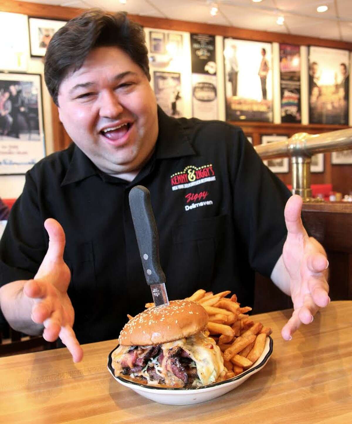 Third generation deliman Ziggy Gruber is opening another location in Houston near West U.