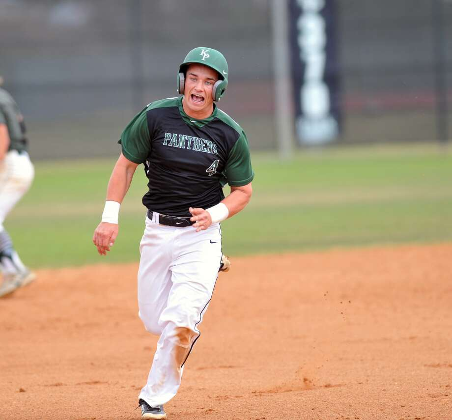 Kingwood Park's Blake Ledoux will play in one of three all-star games put on by the Houston Area Baseball Coaches Association. Photo: Eddy Matchette, Freelance / Freelance