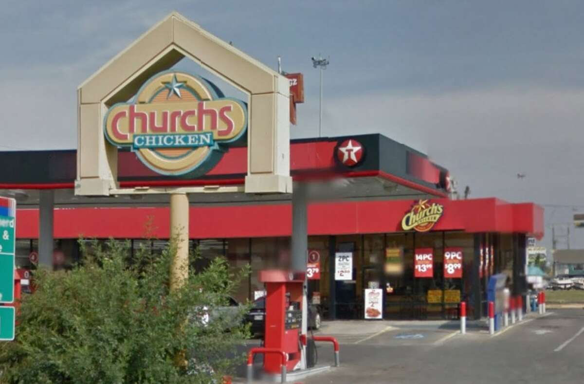Church's Enterprises #3952 9404 North Frwy., Houston, Texas 77037 Report published Feb. 23, 2016: Demerits: 46, Inspection highlights: Establishment temporarily closed due to not providing a food dealer's permit. Report published March 8, 2016: Demerits: 9, Inspection highlights: Observed with employee roach crawling across floor, food prep. Final notice. No certified manager on duty. Report published Aug. 2, 2016: Demerits: 37, Inspection highlights: Observed infestation of roaches at several parts of the kitchen and food preparation area. Observed presence of roaches and flies in several places at the kitchen and food preparation area.