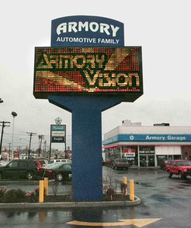 Lithia Motors Acquires Armory Car Dealership