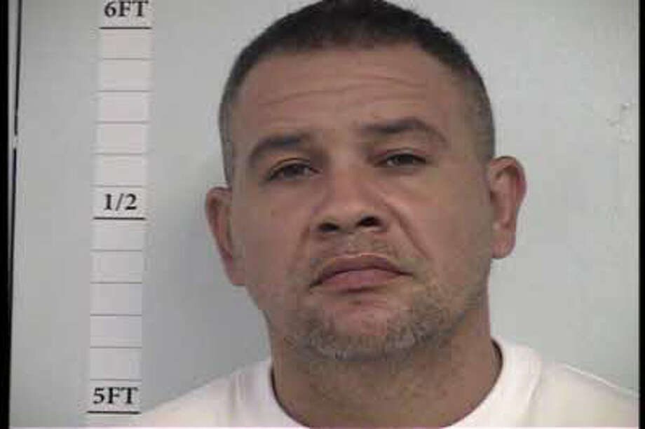 Darian Wayne Gutierrez, 41 of Beaumont, is wanted on three counts of failure to appear on forgery charges. Photo: Hardin County Sheriff's Office