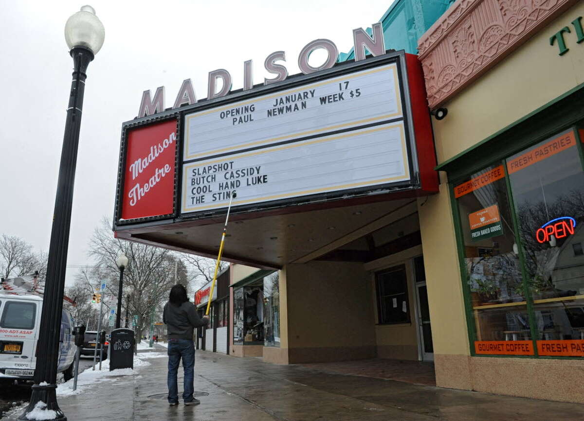 Just a few weeks after movies hit the big screen, the Madison Theatre shows them, too...and tickets are just $5. Go like their Facebook page to be the first to hear about special screenings, like 35 cent matinees.