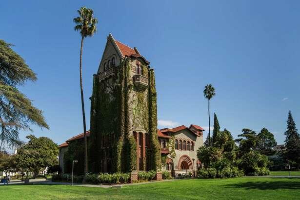 Tower Hall, San Jose State University, California