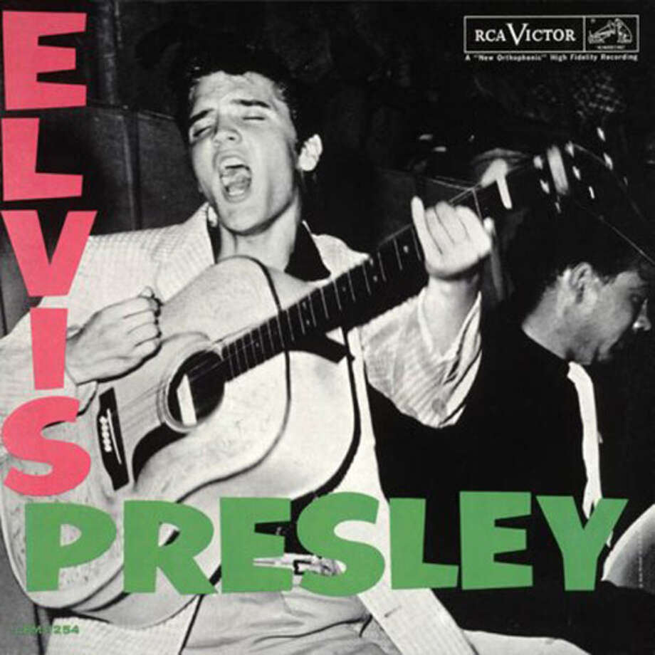 Elvis Presley Self Titled Debut