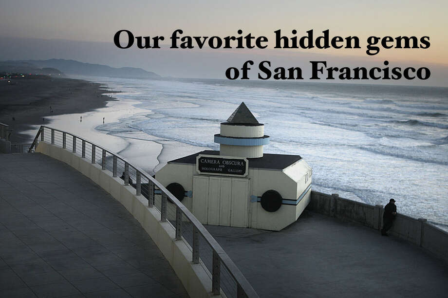 Click ahead to read about our favorite hidden spots and secret gems of San Francisco. Photo: The Chronicle / ONLINE_YES